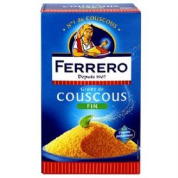 Couscous 500g | Fine Grain | Ferrero | Buy Online | North African Food | UK